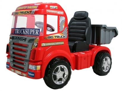 Caminho Eltrico Big Truck - Magic Toys