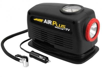 Compressor de Ar Schulz 12V com Lanterna - Air Plus 12V