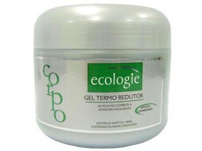 Gel Corporal Redutor de Gorduras Localizadas - Ecologie