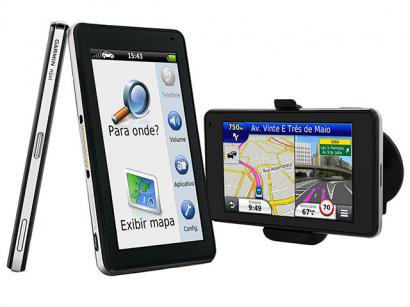 GPS Garmin Nvi 3460 Tela 4,3 - Text to Speech (Fala Nome das Ruas) + Bluetooth