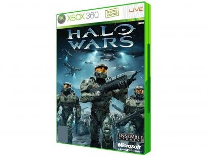 Halo Wars p/ Xbox 360 - Microsoft