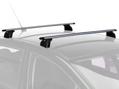 Rack em Alumnio Hyundai Santa F - Capacidade Mxima 100 kg - Thule