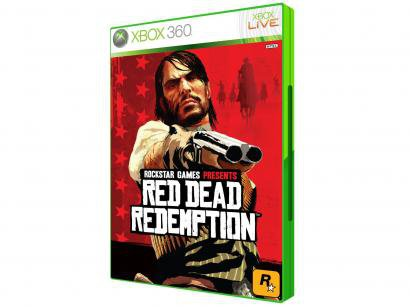 Red Dead Redemption p/ Xbox 360 - Take 2