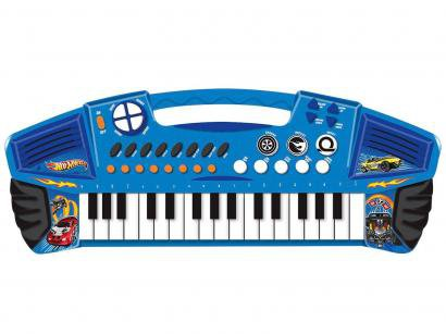 Teclado Musical Hot Wheels - Monte Líbano