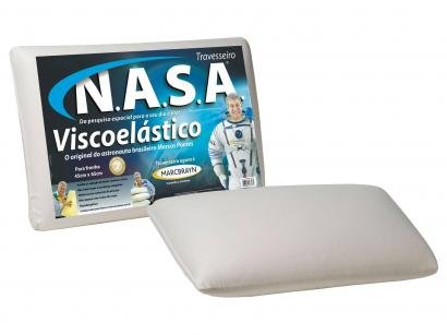 Travesseiro Viscoelástico - Flexconfort NASA