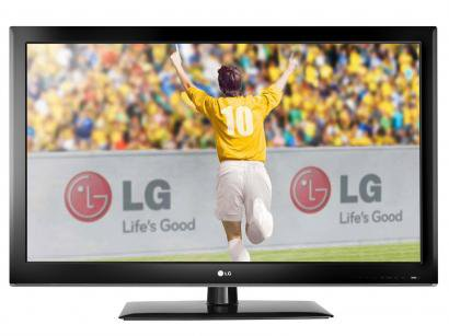 "TV LED 42"" LG Full HD 1080p 42LS3400 - Conversor Digital 2 HDMI 1 USB"