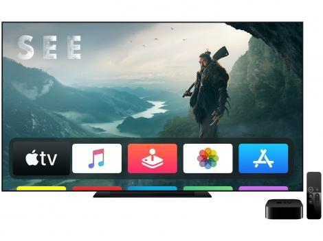 Apple TV Proc. Chip A10X 4K 32GB - MQD22BZ/A