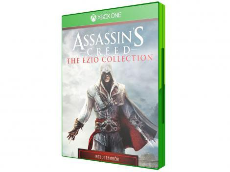 Assassins Creed - The Ezio Collection - para Xbox One Ubisoft