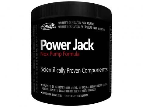 Power Jack Energético / Pré-Treino 150g - Power Supplements
