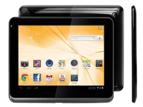 Tablet Multilaser NB060 4GB Tela 8 Wi-Fi - Android 4.1 Proc. Dual Core Câm. 2MP + Frontal GPS