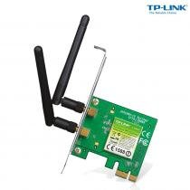 Adaptador PCI Express Wireless N 300mbps Tl - WN881ND - TP - Link 8280183