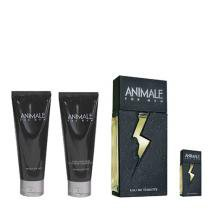 Animale for Men Animale - Kit Perfume Masculino Baume Pós - Barba Gel de Banho Miniatura 9337077
