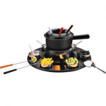 Aparelho de Fondue com Base Giratria 23 Peas