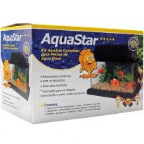 Aquário Completo Aquastar Mr Pet 110 Volts 9584874