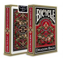 Baralho BICYCLE Gold Dragon BackPlaying Cards 8368943