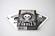 Baralho BICYCLE Skull Back 8377168