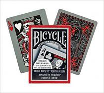Baralho BICYCLE Tragic Royalty Playing Cards 8355579