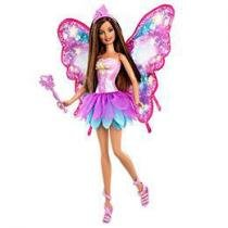 Barbie Princesas e Fadas Fadas Brilhantes