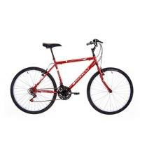 Bicicleta Houston Foxer Hammer Mountain Bike Aro 26 21 Marchas Freio V-brake