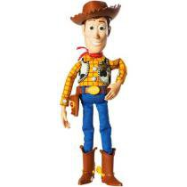 Boneco Woody Toy Story 3 com Sons do Filme Mattel