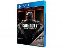 Call of Duty Black Ops III + Zombie Chronicles para PS4 Activision