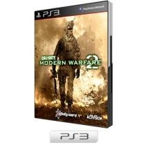 Call of Duty Modern Warfare 2 para PS3 Activision