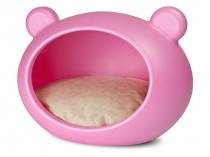Cama Casinha Dog Cave Rosa Guisa Guisa Pet 9412598