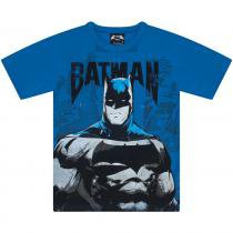 Camiseta Infantil Masculino Batman com Máscara Azul - Marlan - 8 8396645