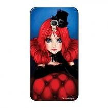 Capa Personalizada Exclusiva para Alcatel Pixi 4 5.0 Moulin Rouge - DE05 8043340