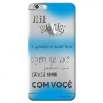Capa Personalizada Exclusiva para Apple Iphone 6 Plus 6s Plus Sons do Brasil - MB19 7976449
