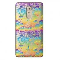 Capa Transparente Exclusiva para Lenovo Vibe k6 Plus Renda Colorida - TP285 7833736