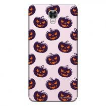 Capa transparente personalizada exclusiva lg x screen haloween - tp42 Lg 6478974