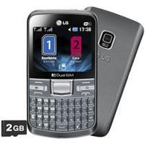 Celular Dual Chip LG C199 Cmera 2MP