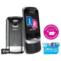 Celular Dual Chip Nokia C2-06 Desbloqueado TIM
