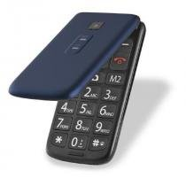 Celular flip up dual chip azul p9020 6652972