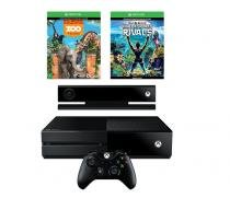 Console Xbox One 500GB + Kinect + 2 jogos 7992164