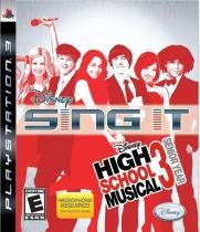 Disney Sing It ! High School Musical 3: Senior Year Ps3 9398142