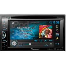 "DVD Automotivo Pioneer AVH-X2680BT Tela 6,1"" Touch Screen Bluetooth 3.0 Entrada Auxiliar e USB"