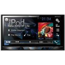 "DVD Automotivo Pioneer AVH-X5780TV - Tela 7"" Bluetooth Entrada Auxiliar e USB"