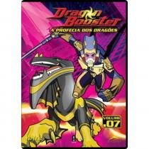 DVD Dragon Booster Vol. 7 - A Profecia dos Dragões Playarte 9323474
