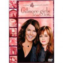 DVD Gilmore Girls - 7ª Temporada Warner 9320096