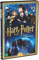 DVD Harry Potter E A Pedra Filosofal ( 2 DVDs ) 1 9171049