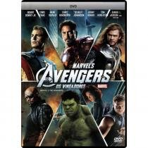 DVD Os Vingadores - The Avengers Disney 9418158