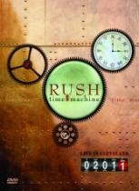 DVD Rush - Time Machine - Live In Cleveland - 2011 1 8157424
