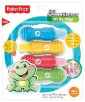 Giz Chao Com Suporte Fisher Price 4 Cores 679976 Summit Blister S / L 1 7998439
