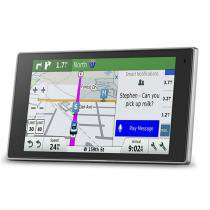 GPS Automotivo Garmin Drive Luxe 50LM América do Sul com Design em metal 8044438