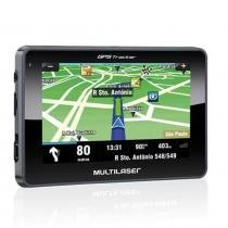 Gps automotivo multilaser tracker 2 tela 4.3 ´ mp3 Multilaser 7063162