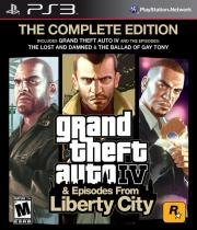 Grand Theft Auto Iv The Complete Edition Ps3 9326919