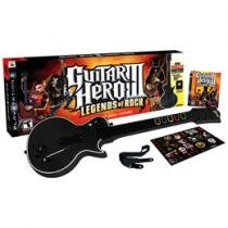 Guitar Hero III: Legends of Rock com Guitarra