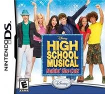 High School Musical: Makin The Cut Ds Dis 9377064